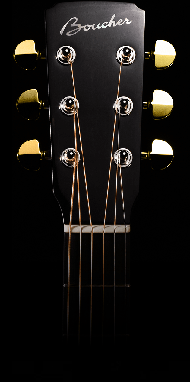 Boucher Guitars - Our craftmanship | Your inspiration