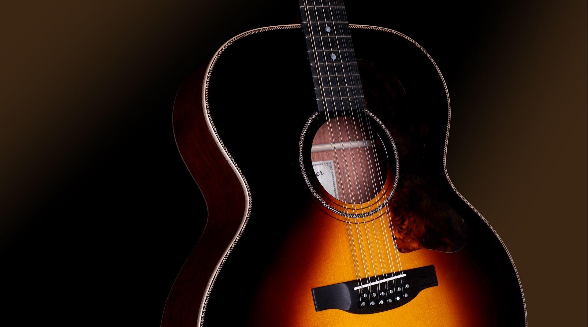 12-String Series - Boucher Guitars - OMH - Dreadnought - S-Jumbo