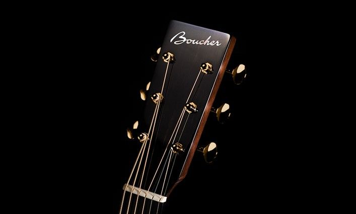 Bluegrass Gold Pack Gold Tuners